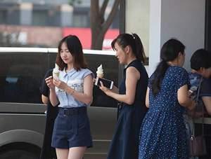 北京闷蒸天气催热夏日经济 冷饮销售火爆