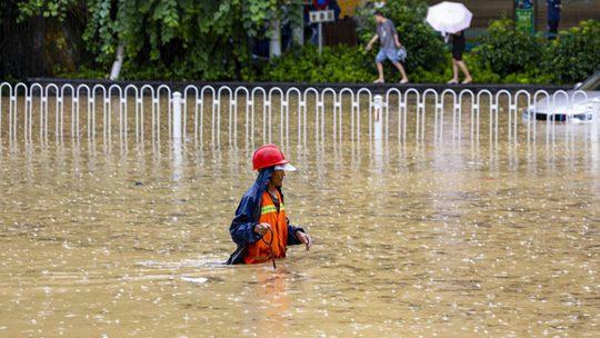 """一组图带你看长江流域降雨有多""""凶猛"""""""