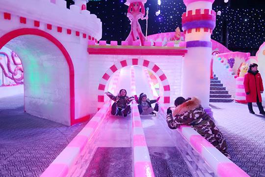 重庆室内冰雪乐园 -21℃的童话世界
