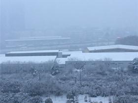 南方雨雪减弱难停歇 华北黄淮回暖霾来扰