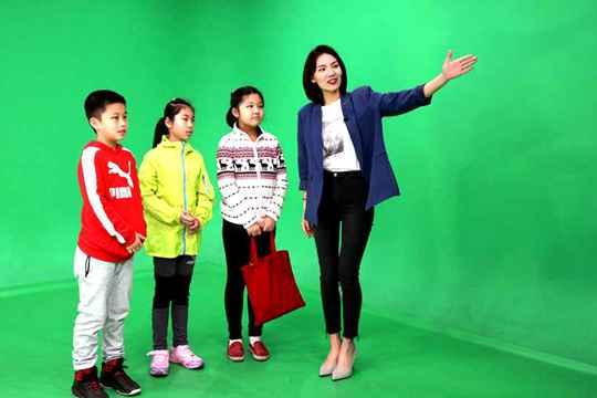 广西气象局开展3.23气象日开放活动