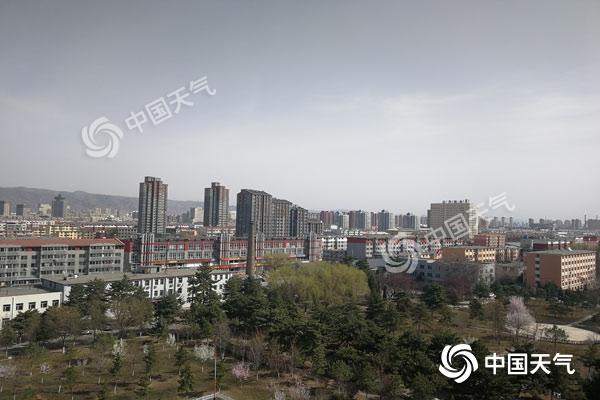 """内蒙古天气将""""变脸"""" 10日呼和浩特最低气温将跌至0℃以下"""