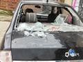 4月10日19时左右,来宾象州马坪镇大满村出现冰雹天气,造成当地农作物出现损失、汽车玻璃和房顶被砸破。(图/潘佐广 文/涂燕清)