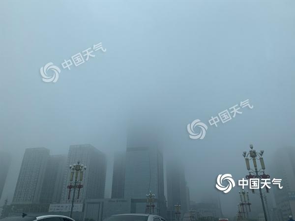 今天湖南东南部将有大到暴雨 明起阳光升温回归早晨有雾