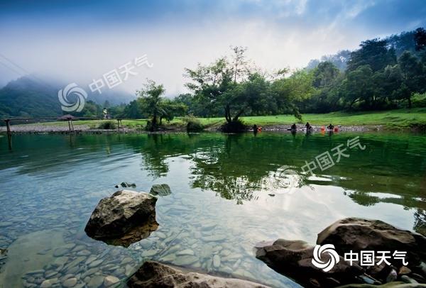用气象大数据说话 打造安徽避暑旅游目的地