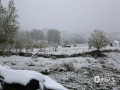 世界杯手机投注平台天气网讯 5月14日夜间开始,新疆阿勒泰市出现降雨,随着世界杯手机投注网站的下降逐渐转变为降雪,雨雪天气给人们出行造成不便,春耕春播也受到严重影响。截至15日降雪仍在持续中。(图文/吴小明 薛俊梅 娜仔曼)