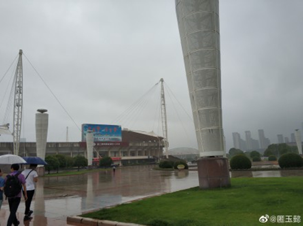 浙江中南部今后三天持续强降雨 地质灾害不可不防