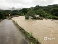 图为6月8日08时至9日08时,南丰县境内普降暴雨,24小时内平均降雨量达101毫米,白舍镇农田被淹。摄影/邹琦