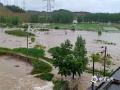 图为6月8日新余市分宜县杨桥镇建陂村农田被淹。