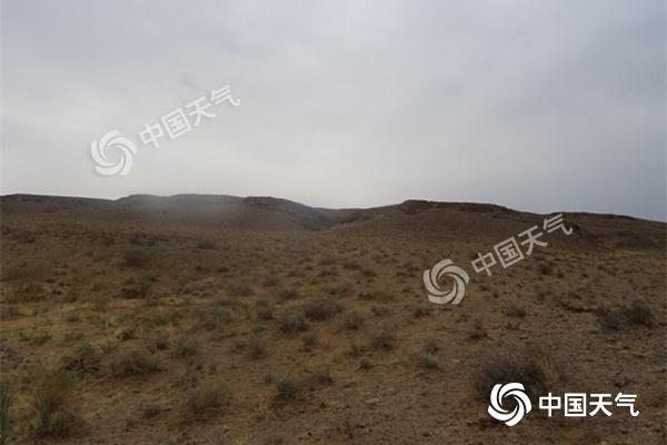 内蒙古牧区干旱面积超七成 未来五天旱情加重发展