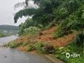 7月7日03时至11时,忻城县中北部出现暴雨,局部大暴雨天气过程,最大降雨出现在欧洞板毛水库站,为193.4毫米。忻城部分乡镇受灾,其中马泗村一村用桥梁被大水所淹没,给村民出行带来不便。欧洞乡林场附近一路段因暴雨导致滑坡,欧洞乡加油站因加油机被水浸泡而停业维修。欧洞和马泗部分田地也被洪水淹没。(图文/刘国平)