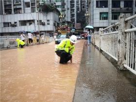 四川巴中连续暴雨 洪水滑坡不断3.4万余人受灾
