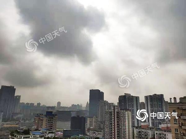 今夜起重庆迎新一轮降雨过程 明后主城最高难超20℃