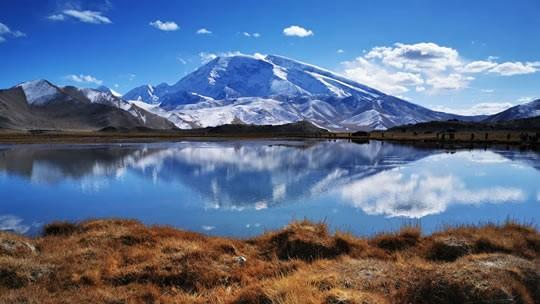 大美新疆—帕米尔高原好风光