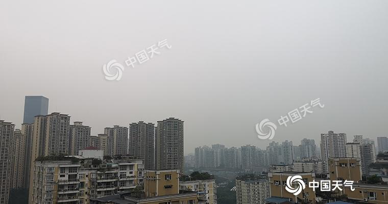 重庆昨迎11月以来最暖天!今夜起雨雪天气袭来