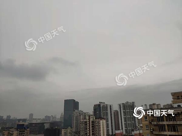 昨日重庆部分高海拔地区迎降雪 今起天气转好