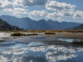 湖天一色明如镜 烟波浩渺泸沽湖