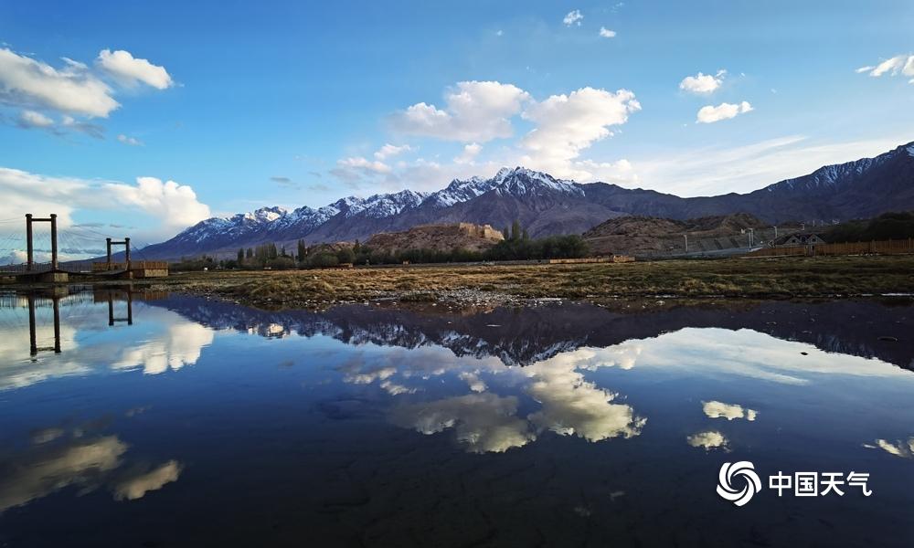 五月的帕米尔高原 带你领略南疆的辽阔壮美