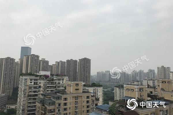 重庆周末先晴后雨 周六热至35℃ 周日雷雨局地暴雨