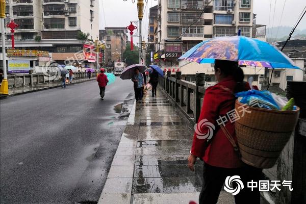 �W�W�W!湖南本周�⒂�纱��降雨
