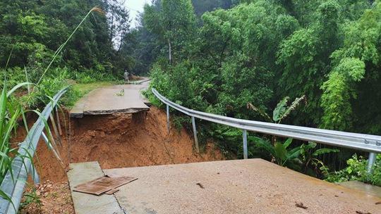 強降雨致廣西賀州多地受災嚴重