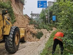 湖北黄梅等地降雨量破历史极值 多地现地质灾害