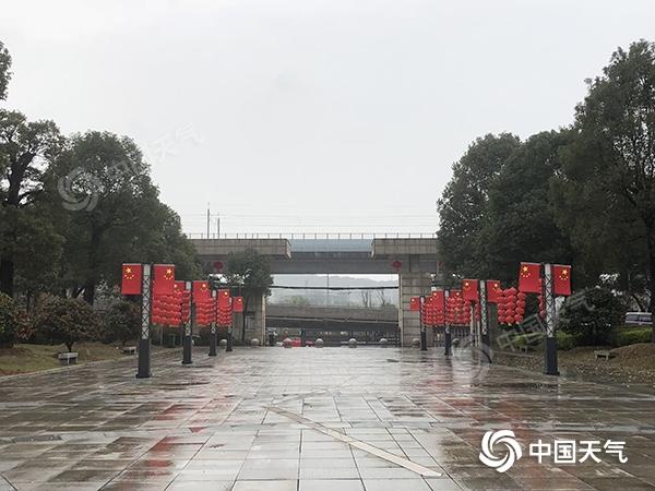 本周末湖南雨水持续 湘东南局地有强对流影响