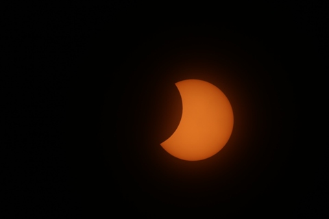 上天下地传万里,这场日食观测不一般