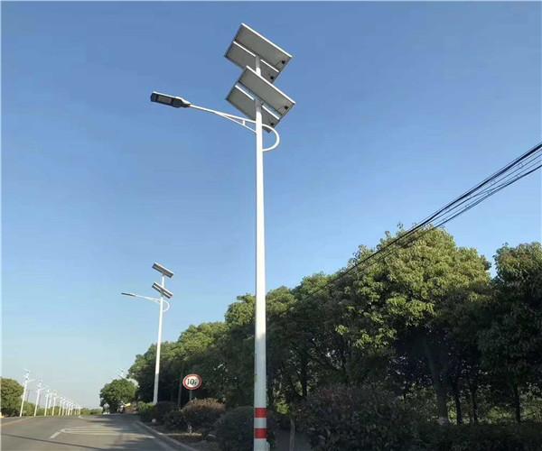滁州太阳能LED路灯厂家