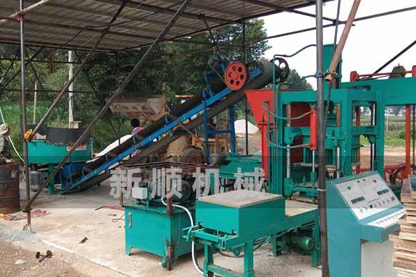 蚌埠水泥免烧砖设备厂家用真诚的