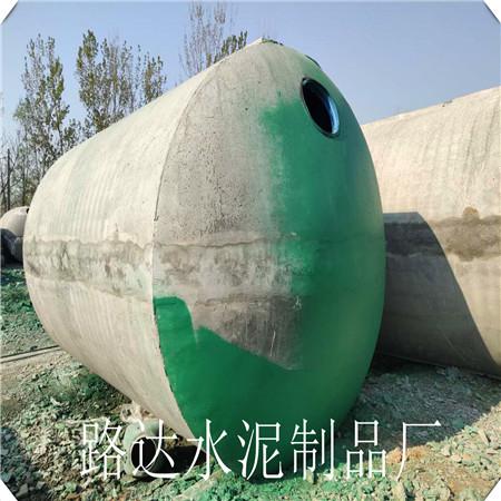 常州预制水泥化粪池的优点