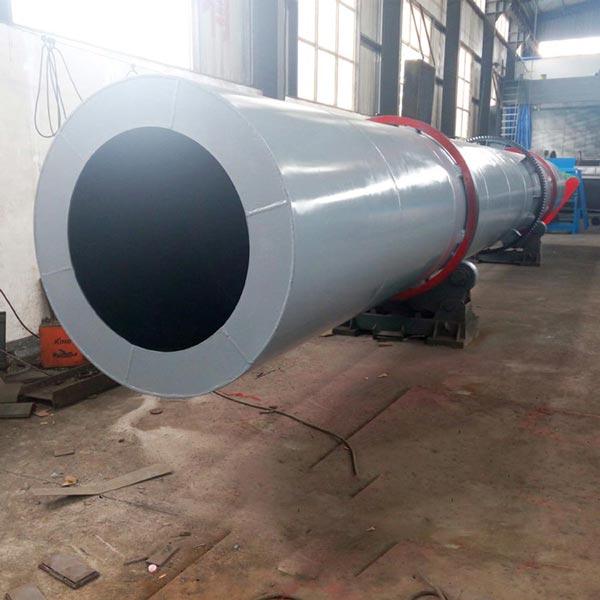 张掖日处理300吨煤泥烘干机型号