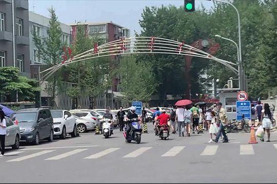 热到融化!北京再迎35℃高温