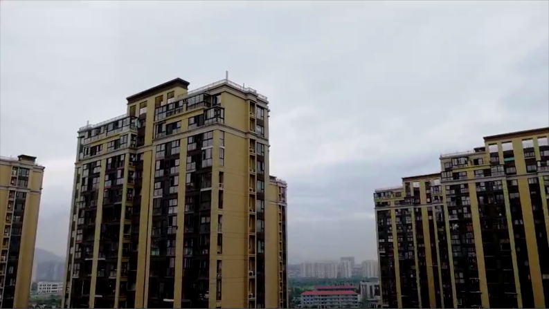 杭州天气凉爽 未来几天有较强降雨