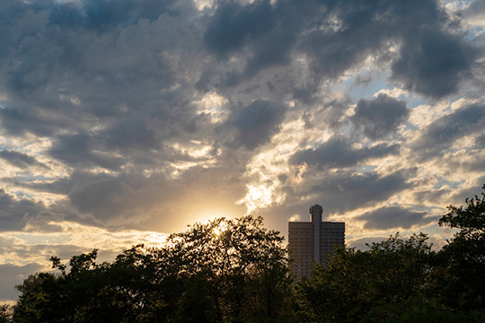 今夜北京再迎全市性雷雨 未来十天雨水不断