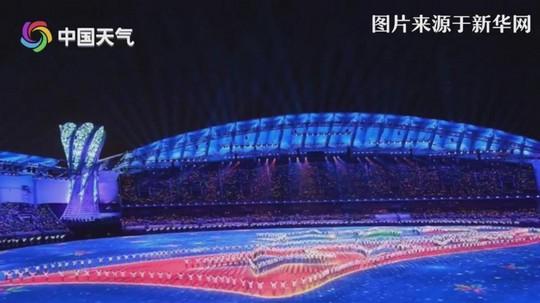 第七届世界军人运动会开幕 未来武汉天气良好