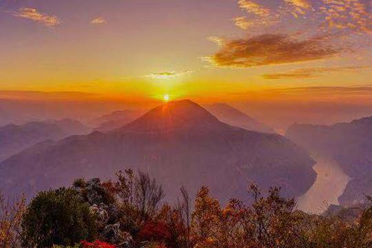 一组图片看尽祖国各地壮美秋色景色