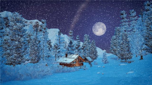 节气365#立冬#:李白,最浪漫的立冬