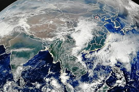 中央气象台11月20日10时解除台风蓝色预警