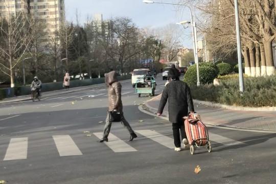 北京现大风降温 风寒效应明显