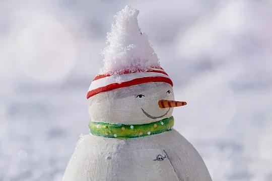 """花样报天气:我说下雪你说""""Yo""""!"""