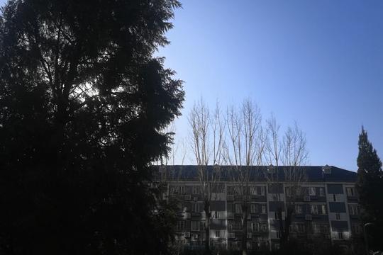 北京未来三天以晴为主气温升高 周四冷空气又将带来降温