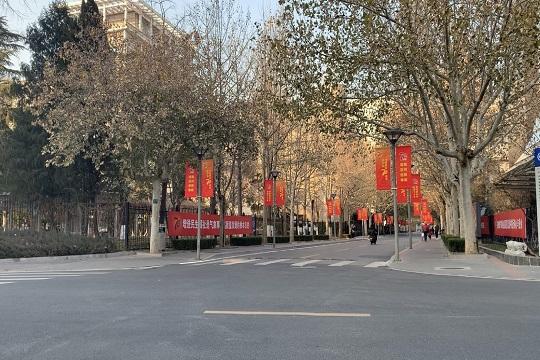 大雪节气的北京气温小幅回升