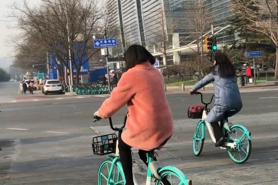 新冷空氣影響 北京現大風降溫