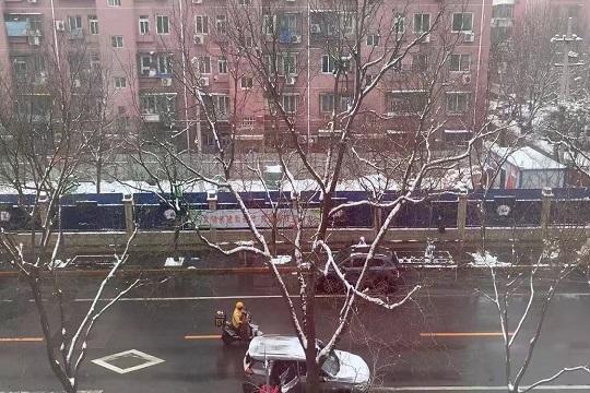 北京道路结冰预警生效中 未来三天天晴 气温一路回暖