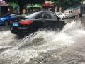 强降水和强对流!广东曲江山洪暴发