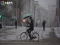 東北將再迎強降雪 需防范積雪影響交通