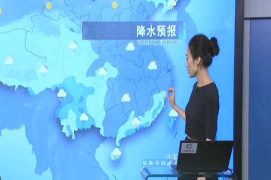 南方降雨趋势暂缓 29日或再现强降雨