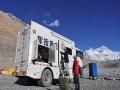 气象人助力珠峰测量登山队顺利登顶