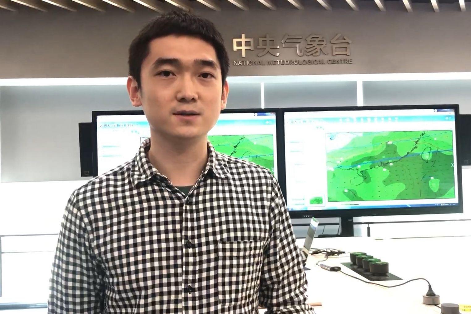 珠峰登顶气象保障:风和温度精细化服务